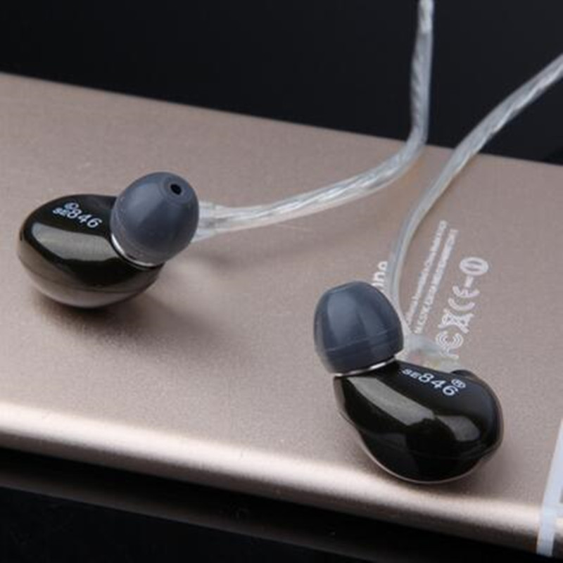 Aliexpress.com : Buy Hot DIY headphone 5 unit SE846 Balance Armature hifi in ear Headphones Hand made fever ie800 earbuds  from Reliable hot earbuds suppliers on HotFi Earphone&Headphone