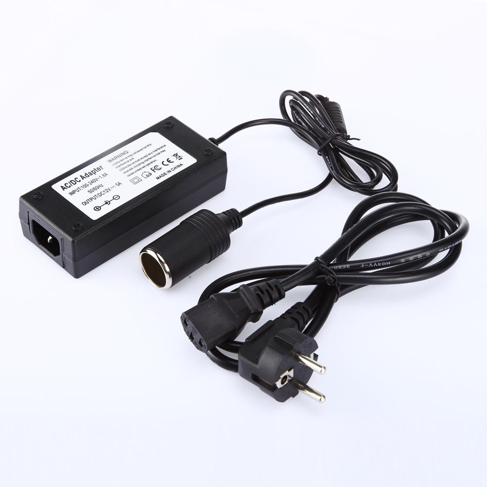 220V To 12V Power Adapter for Car Automotive Household Car Cigarette Lighter AC/ DC Power Converter Adapter Inverter(China (Mainland))