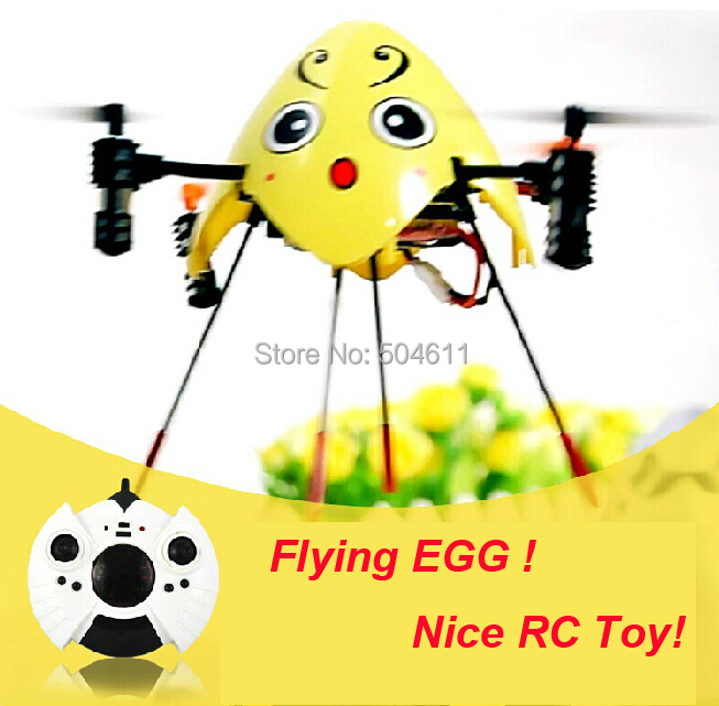 2015 New Arrival Cheerson SH 6057 2.4G 4CH 6 Axis 3D Flying Egg RC Quadcopter RTF Micro Quad Copter Airplane Toys(China (Mainland))