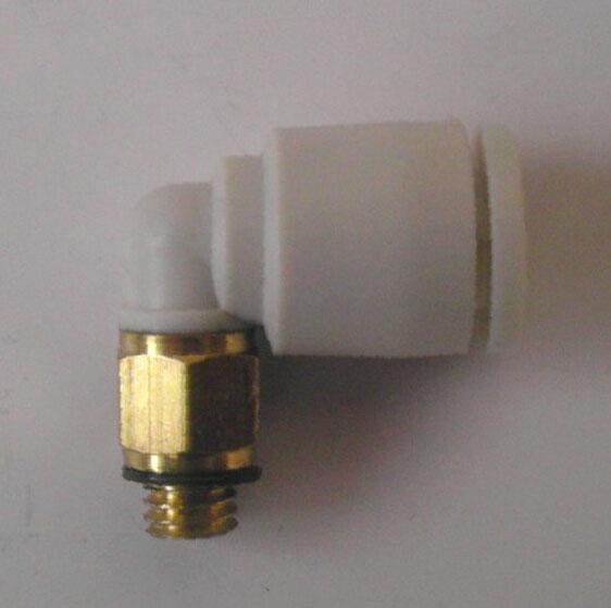 Tube size 4mm-M3 thread smc type pneumatic elbow fitting(China (Mainland))