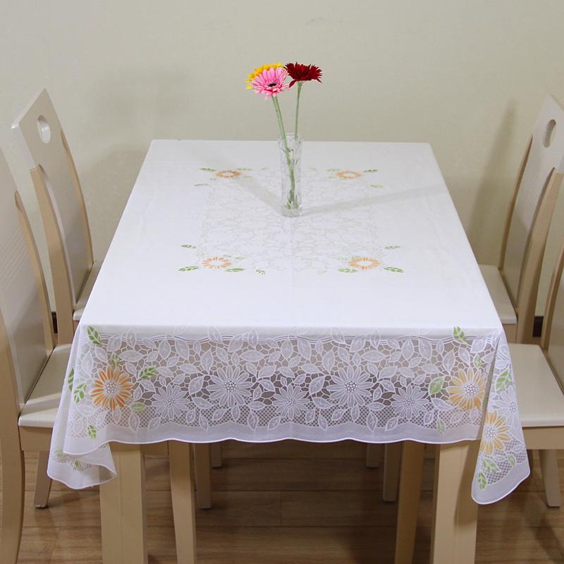 High quality rustic print pvc table cloth waterproof oil quality disposable plastic table cloth tablecloth(China (Mainland))