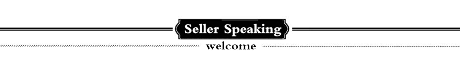 seller speaking