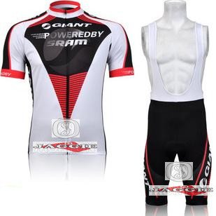 NEW Arrivals! GIANT 2011  bib short sleeve cycling jerseys wear clothes bicycle/bike/riding jerseys+bib pants