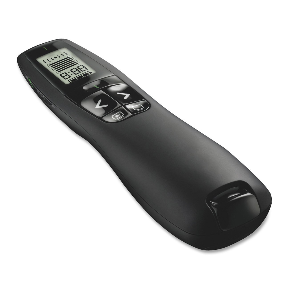 R800 2.4Ghz USB Wireless Presenter PPT Remote Control with Green Laser Pointer for Powerpoint Presentation(China (Mainland))