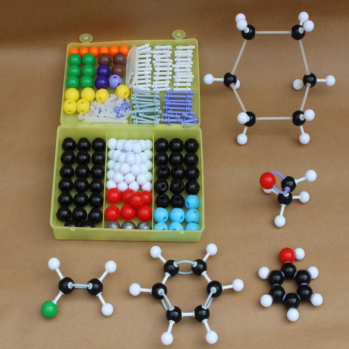 Molecular Model Set Kit - General And Organic Chemistry<br><br>Aliexpress