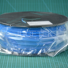3D Printer ABS Filament 1.75 in Blue color 1kg