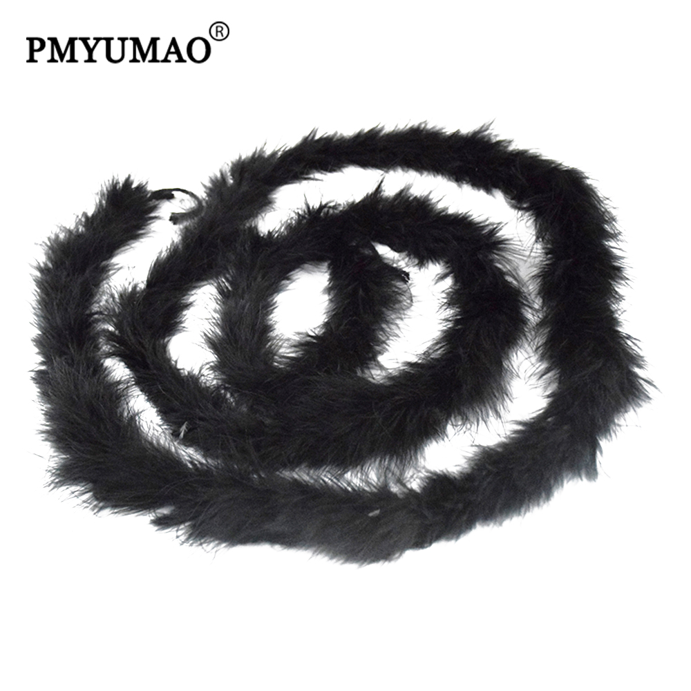 3pcs/lot about 2Meter Marabou Feather Boa For Fancy Dress Party Burlesque Boas Costume Accessory Free shipping