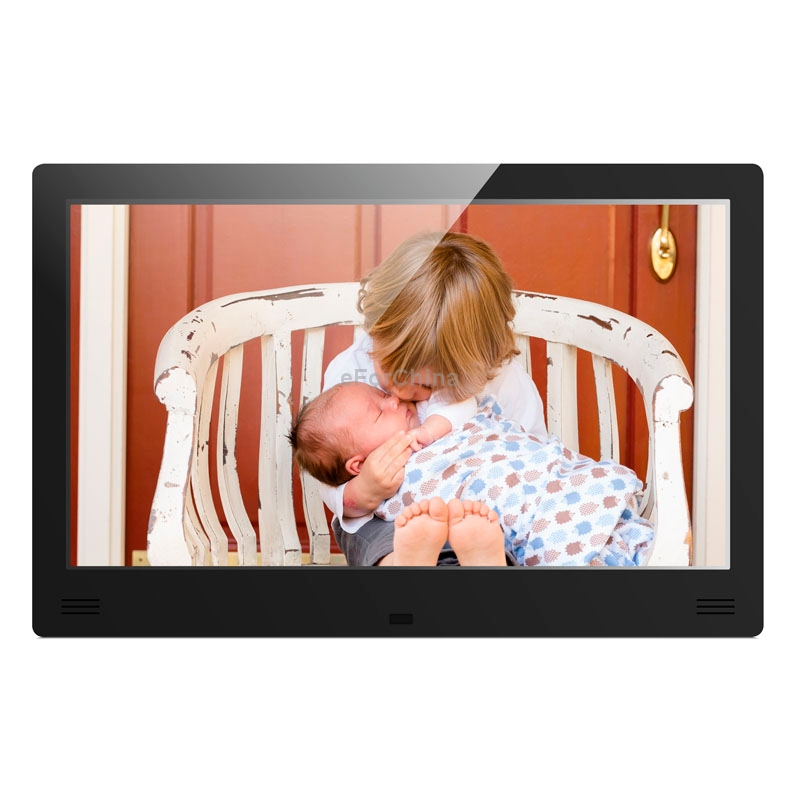 11.6 inch LED Display Multi-media Digital Photo Frame with Holder Music Movie Player SD MS MMC Card USB HDMI AV Input(China (Mainland))
