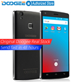 Dooge X5 Max pro Fingerprint mobile phones 5 0Inch HD Android6 0 Dual SIM MTK6737 Quad