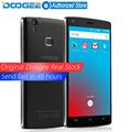 Dooge X5 Max pro Fingerprint mobile phones 5 0Inch HD Android6 0 Dual SIM MTK6737 Quad