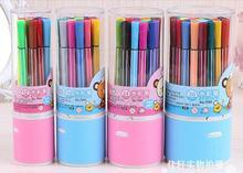 511/2016 Finecolour Copic Sketch Markers Watercolor Pen Set / Child Non-toxic Washable Paint Color Pen/ 24/36-color Fine Head (China (Mainland))
