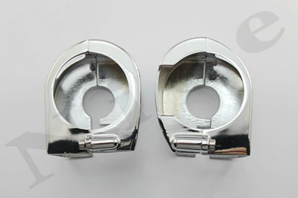 L&R Chrome Switch Housing For Yamaha V-Star XVS 650 Classic / Silverado Models Kawasaki Vulcan 1500 1999-2007 Vulcan 1600(China (Mainland))