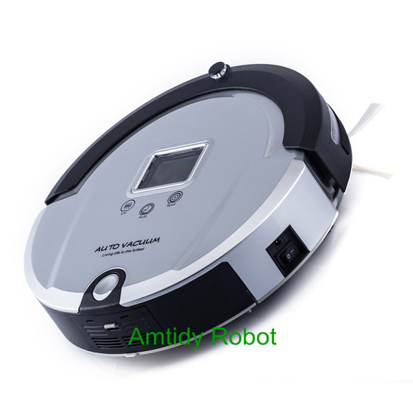 Portable A320 best robot vacuum cleaner,Amtidy Long Working Time cleaning robot,Dry robotic vacuum pet hair(China (Mainland))