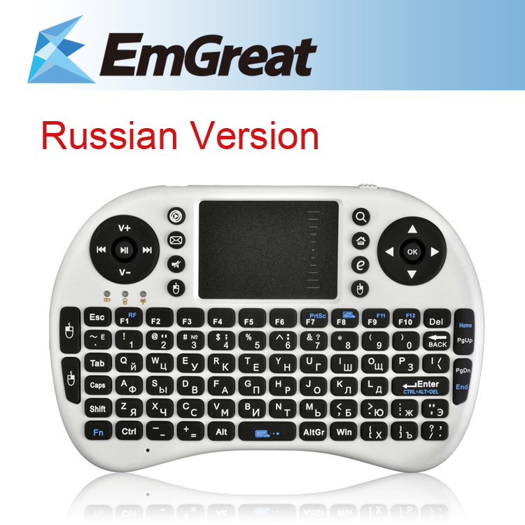 Компьютерная клавиатура Ipazzport Touchpad