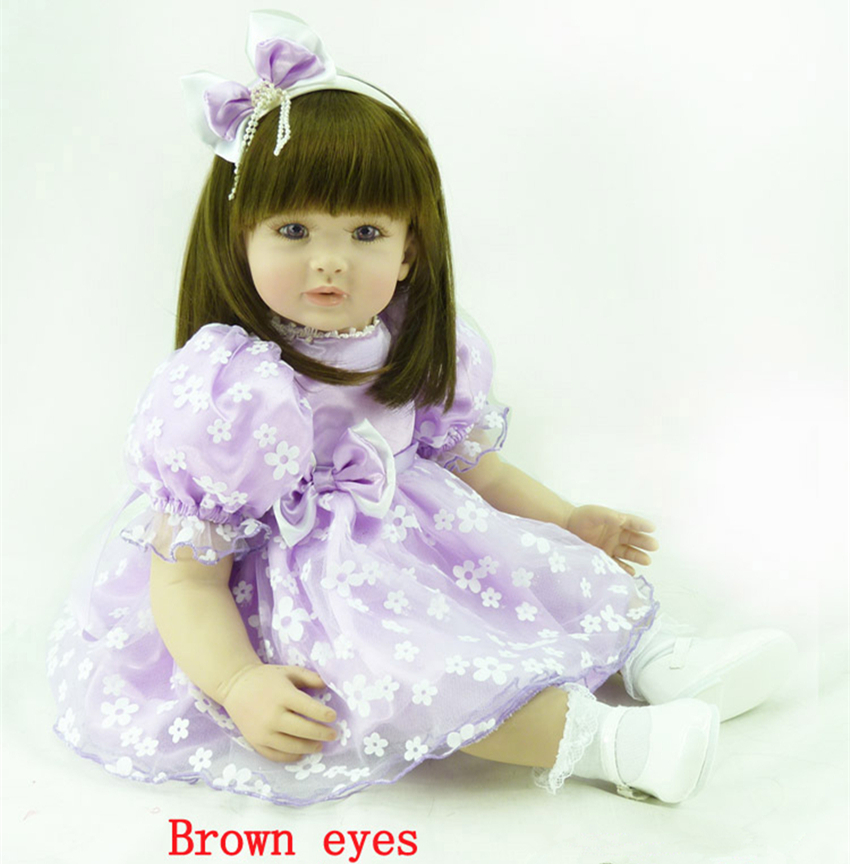 22 adora doll baby reborn baby doll toy with princess exquisite pink lace dress as gift for girl<br><br>Aliexpress