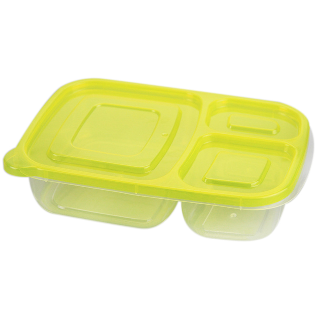 1000ML Rectangle Plastic Lunch Box Bento Box Food Container Preservation Box(China (Mainland))