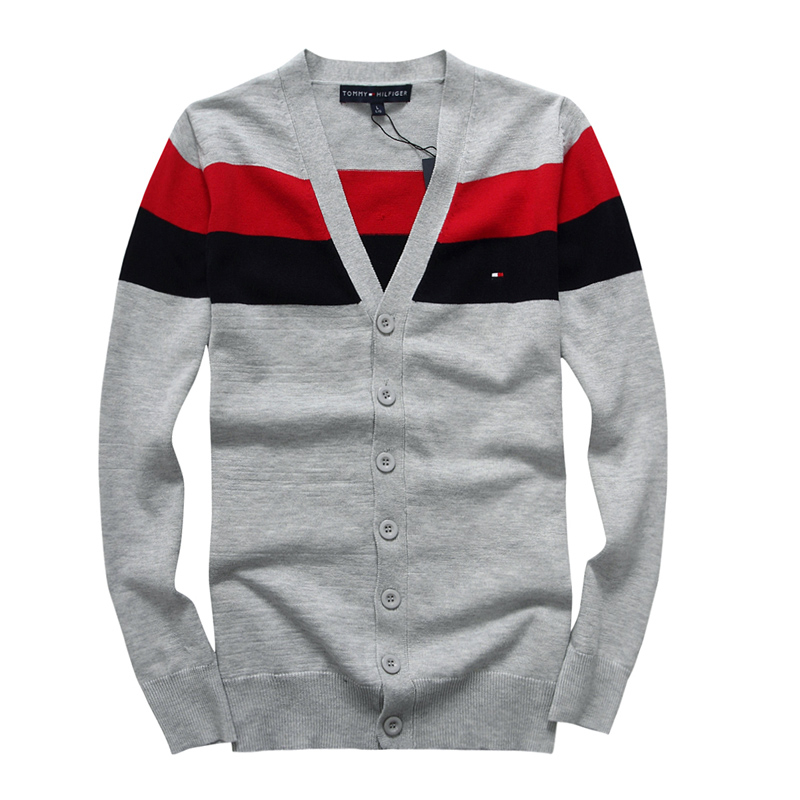 Mens dress shirts casual sweater cotton fabric v neck for Dress shirt with sweater