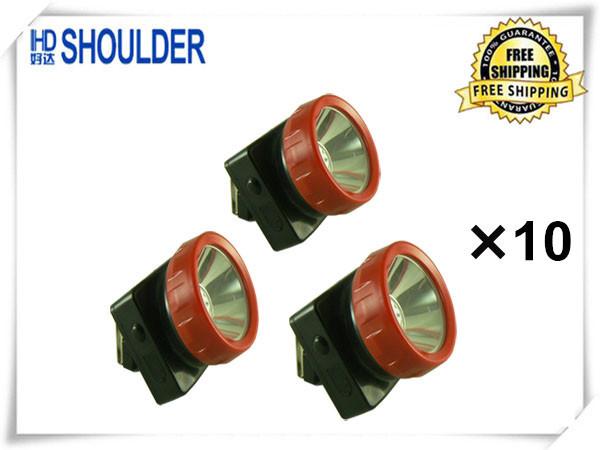 Free Shipping 30pcs/Lot Upgrade rechargeable HENGDA LED Mine Light 8.4v battery pack Outdoor Headlamp LD-4625 light fishing(China (Mainland))