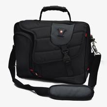 Swisswin swissgear High Quality 14 - 15.6 inch Business Laptop Messenger bag sling bag handbag For Macbook Lenovo Dell Man Women(China (Mainland))