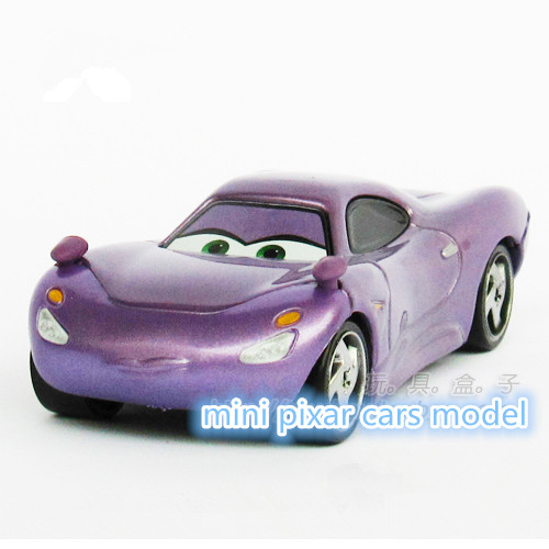 The Pixar Cars Holley shiftwell 1:55 Metal Alloy/Plastic Diecast Toy Car Quality goods brand kids toys(wanju007)(China (Mainland))
