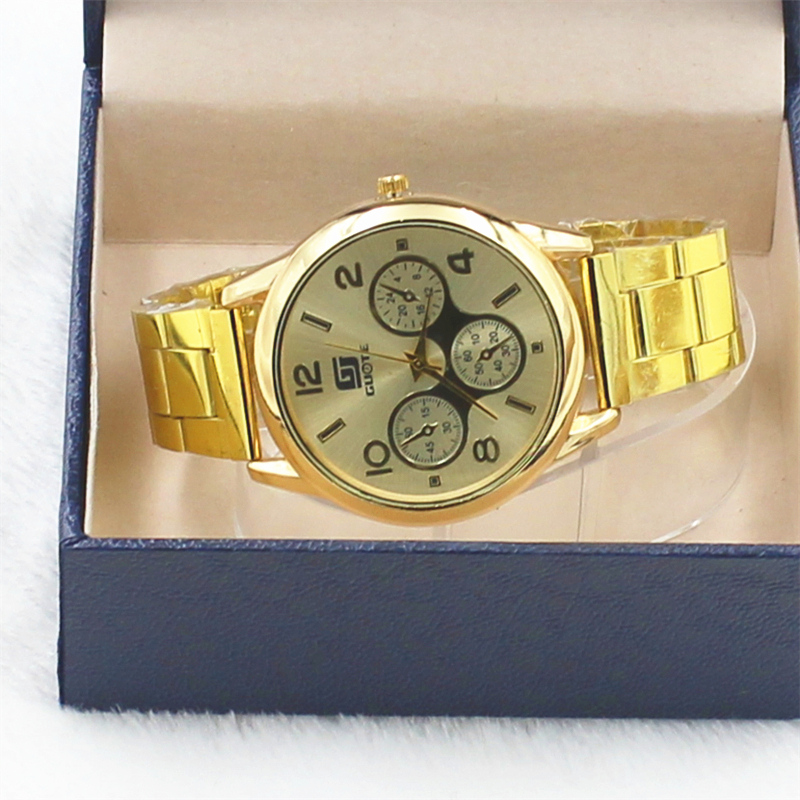 New 2015 Geneva Brand Women Dress Watch Unisex full Stainless steel Watches fashion Casual watches men