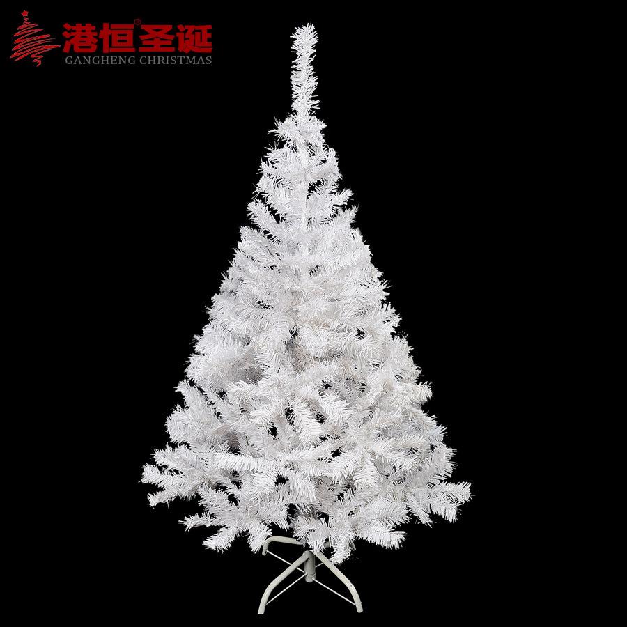 Hong Kong Hang Christmas decorations 120cm White encryption type common PVC Christmas tree 230 branches(China (Mainland))