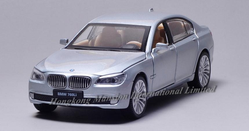 New 132 Car Model For BMW 760Li (12)