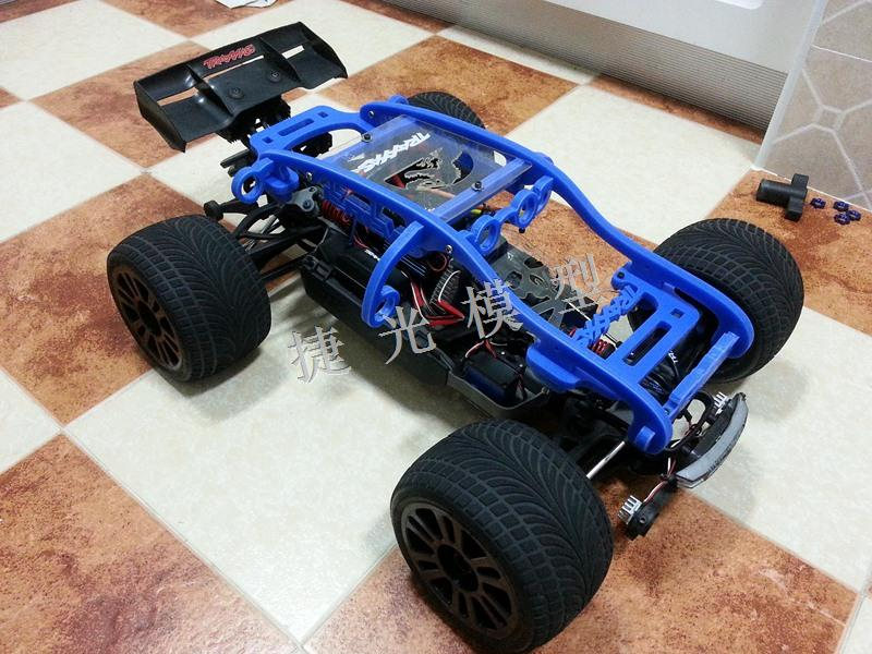 rc car parts ,Remote control car roll cage ,RC accessories Protective cover Imported nylon production For TRAXXAS EREVO<br><br>Aliexpress