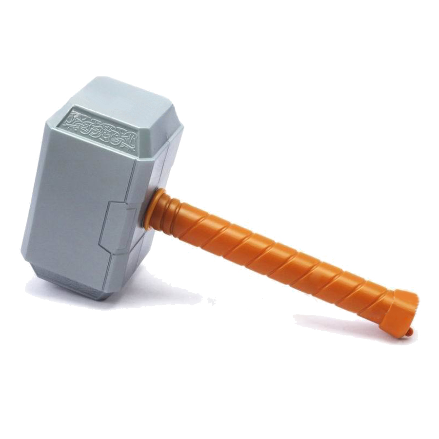 29cm Thor's Hammer Toys Thor Cosplay Hammer 2016 New avengers 2 captain america action figures Cosplay weapon Gift party supply(China (Mainland))
