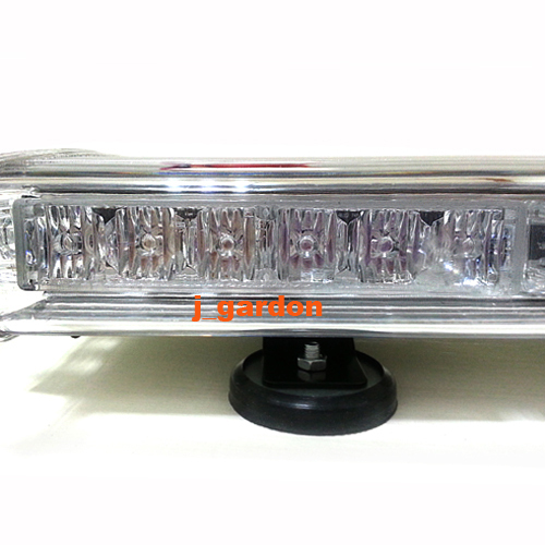 lightbar wrecker flashing lightbar beacon strobe light bar amber. Black Bedroom Furniture Sets. Home Design Ideas