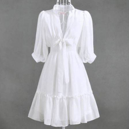 Женское платье hr/0544 HR-0544 feuille 0544 салатник овальный v 200мг цвет белый с красным