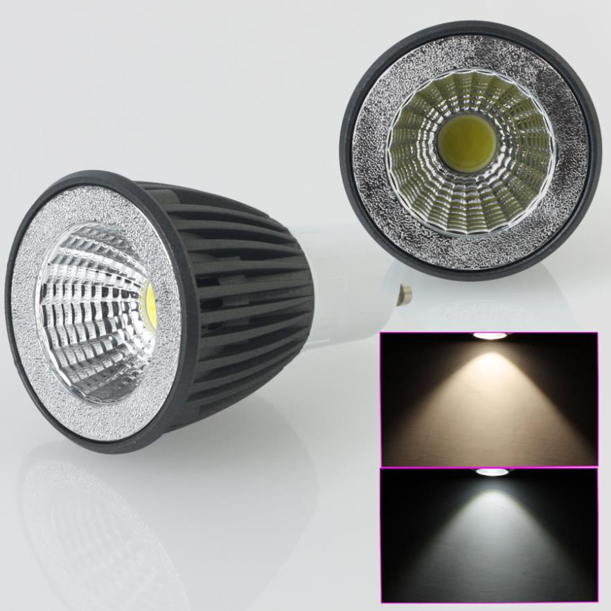 4w 6w led cob spot light bulb globe e27 cool white warm white ac85. Black Bedroom Furniture Sets. Home Design Ideas