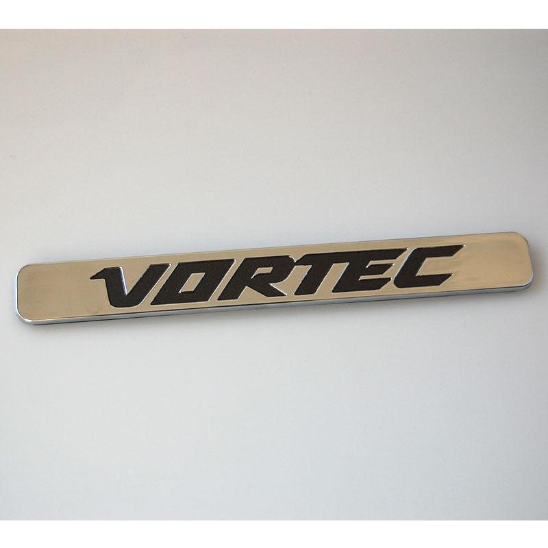 Auto Car VORTEC Hood Emblem Badge Decals Sticker Fit for Silverado Sierra(China (Mainland))