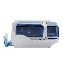 Zebra P330i Single-Sided Full Color Monochrome ID Card Printer free one ribbon 800015-440CN(China (Mainland))