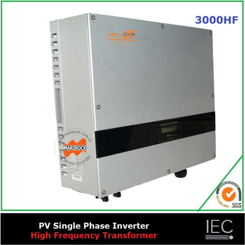 Single Phase Inverter : Aliexpress buy w on grid hf transformer solar