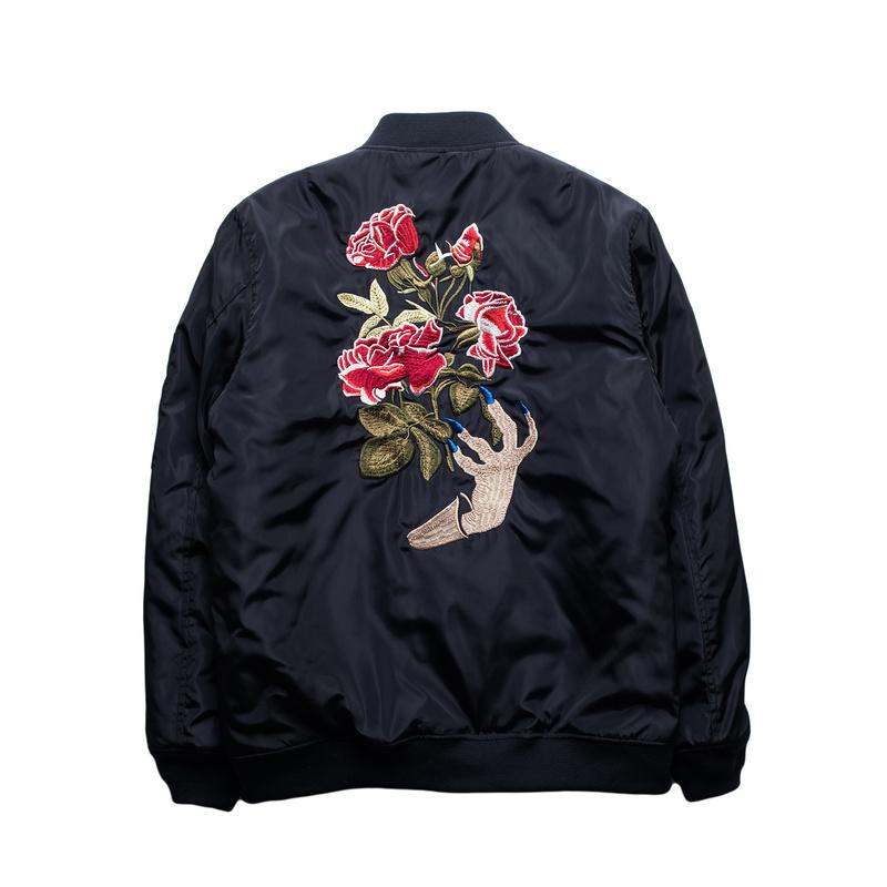 Supreme floral hoodie