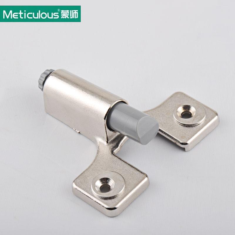 10PCS/Lot soft Closer zinc alloy Damper Buffer Kitchen Cabinet Door Drawer Quiet Cabinet Hinges buffer Free Shipping(China (Mainland))