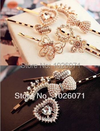 1 Pcs Clip Hairpins Hair Clip Hair Maker Tools Butterfly Pin Hair Styling(China (Mainland))