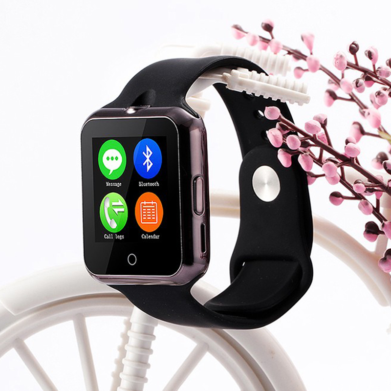 2015 Hot D3 Bluetooth Smart Watch for Apple /Ios /Android Phone support SIM /TF men women Children Heart rate wristwatch(China (Mainland))