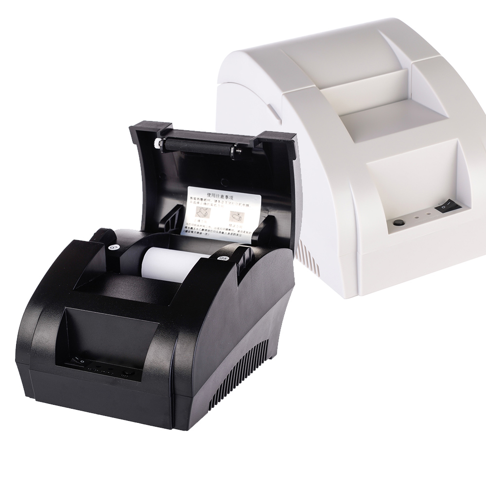 58mm Thermal Receipt Printer Portable Cheap POS Embedded 58 mm USB Serial Paper Roll with Drivers - NT-5890K(China (Mainland))