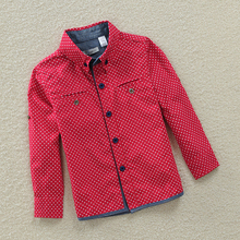 High quality,New arrival 2014 Spring/ Autumn Brand fashion Children boys cotton Shirts,Fit for 4-12 Years,Free shipping