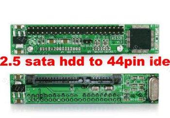 2.5 SATA HDD 22 Pin Drive TO 44 Pin Male Ide Bridge Board