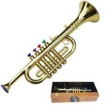 kids Mini Musical Instrument,baby music toys, Toy Trumpet Child Gift(China (Mainland))