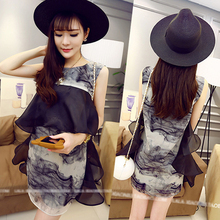 2016 Korean maternity clothes summer cute dress pregnant photography pregnancy fashion club/party maternity dresses hot sale
