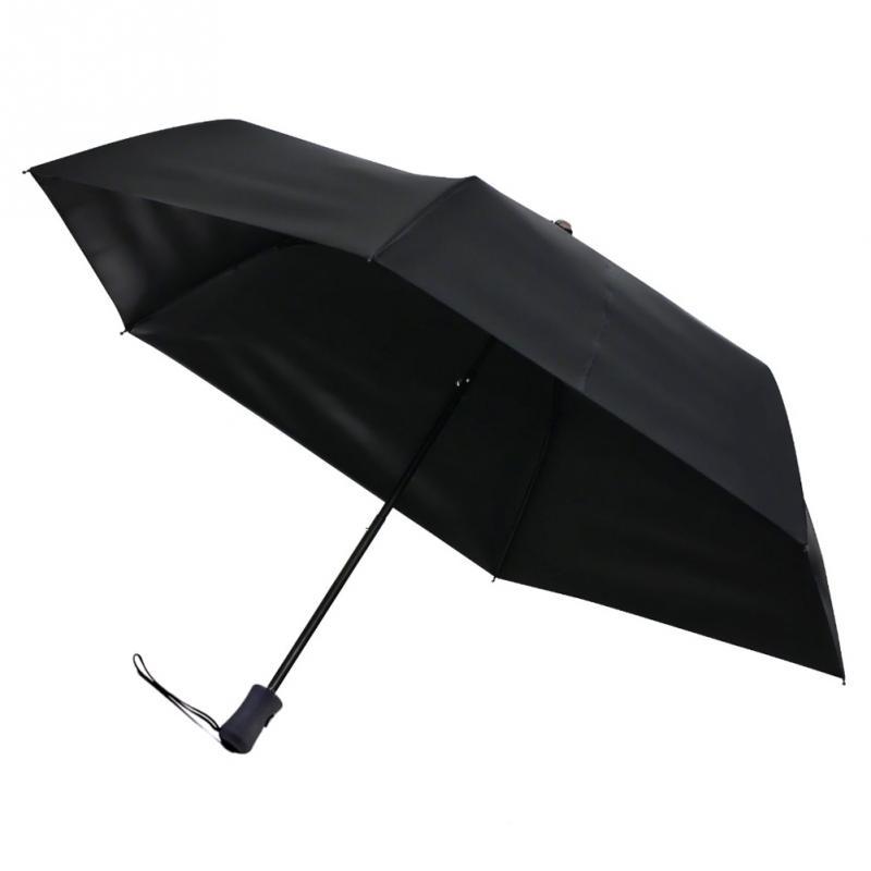 Anti UV Automatic Business Men and Women Large Folding Umbrella Windproof Fashion Rain Umbrella Parasol -NJ(China (Mainland))