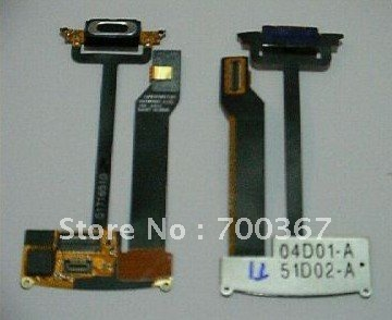 10pcs/lot Guaranteed 100% brand new audio flex cable for Z3+free shipping to all countries(China (Mainland))