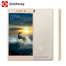 "Originale Xiaomi Redmi 3 Snapdragon 616 Octa Core Mobile Phone 2 GB di RAM 16 GB ROM 5.0 ""1280x720 Corpo In Metallo 4100 mAh Batteria MIUI 7(Hong Kong)"