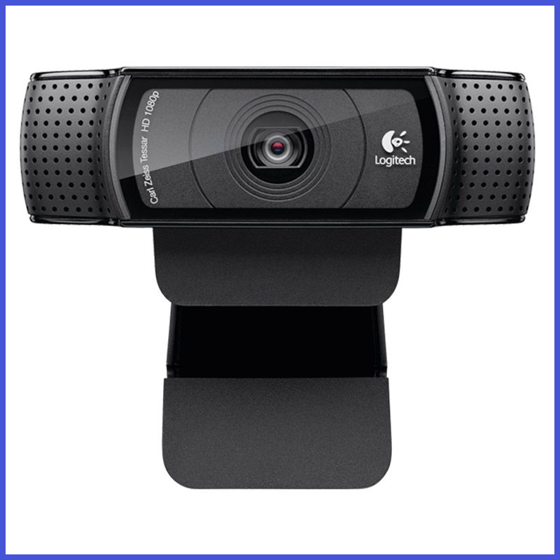 Logitech C920 HD Webcam 1080p Webcam Video , Conferencing Camera(China (Mainland))