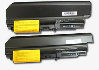 NEW AND REPLACEMENT Lenovo ThinkPad R400 T400 T61 R61i BATTERY 9cell 10.8V 7200mAh(China (Mainland))