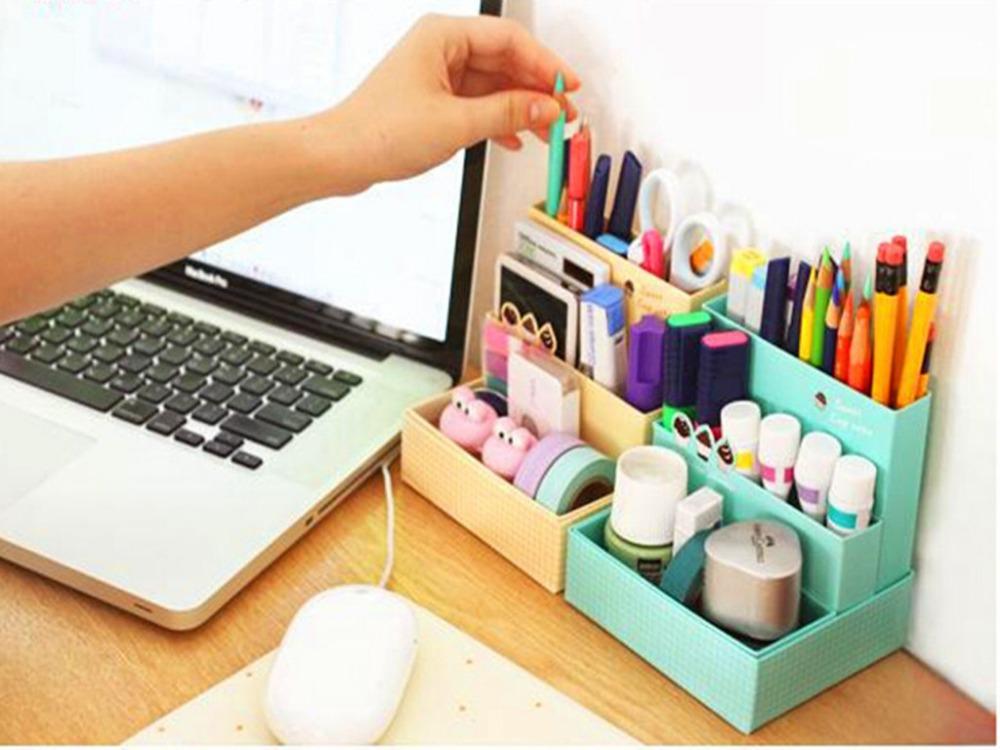 2015 new powder box Make up organizer bag Women Men multi functional Cosmetic Bags storage bag